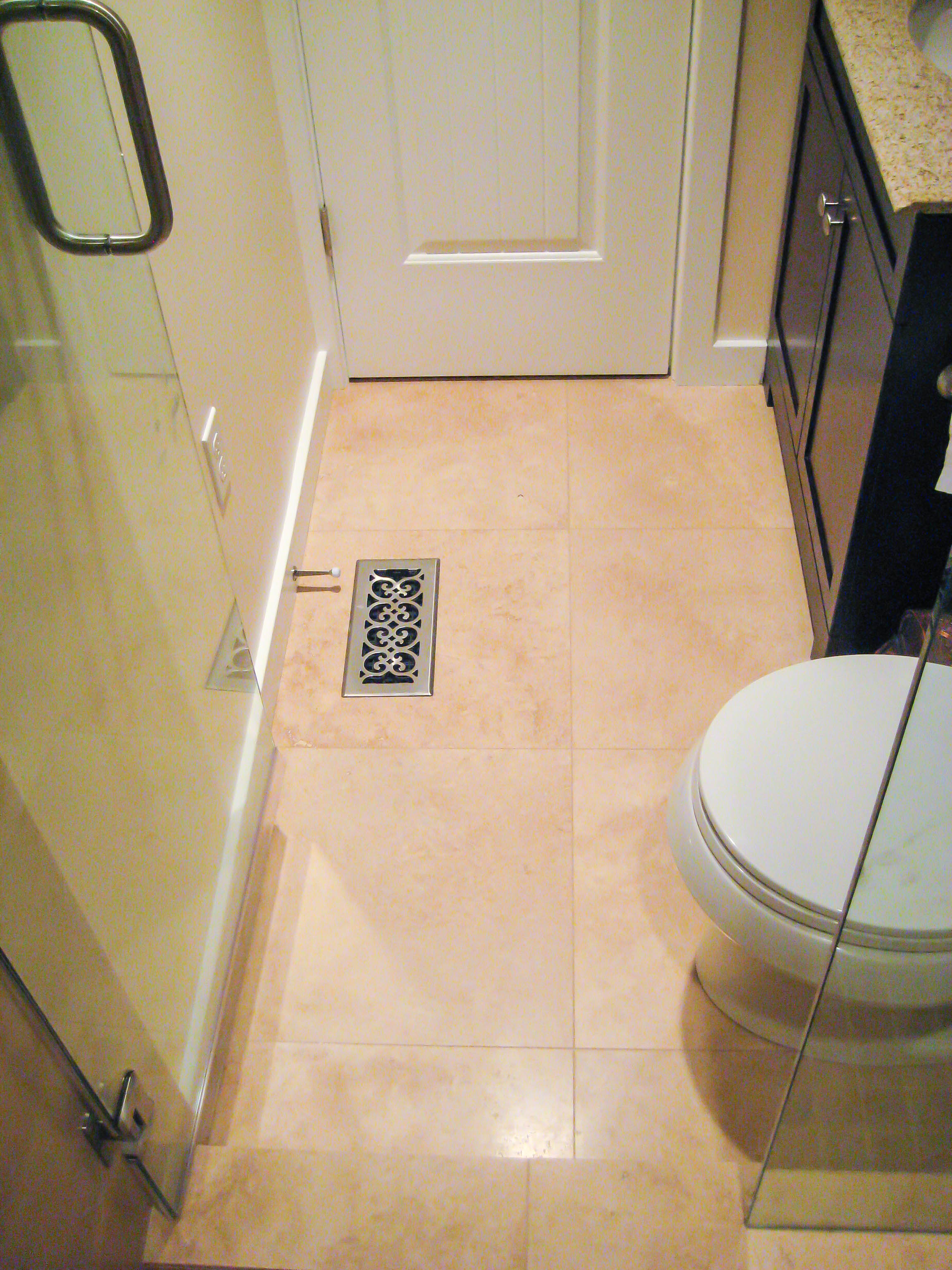 Bathroom Floors - Seattle Tile Contractor | IRC Tile Services