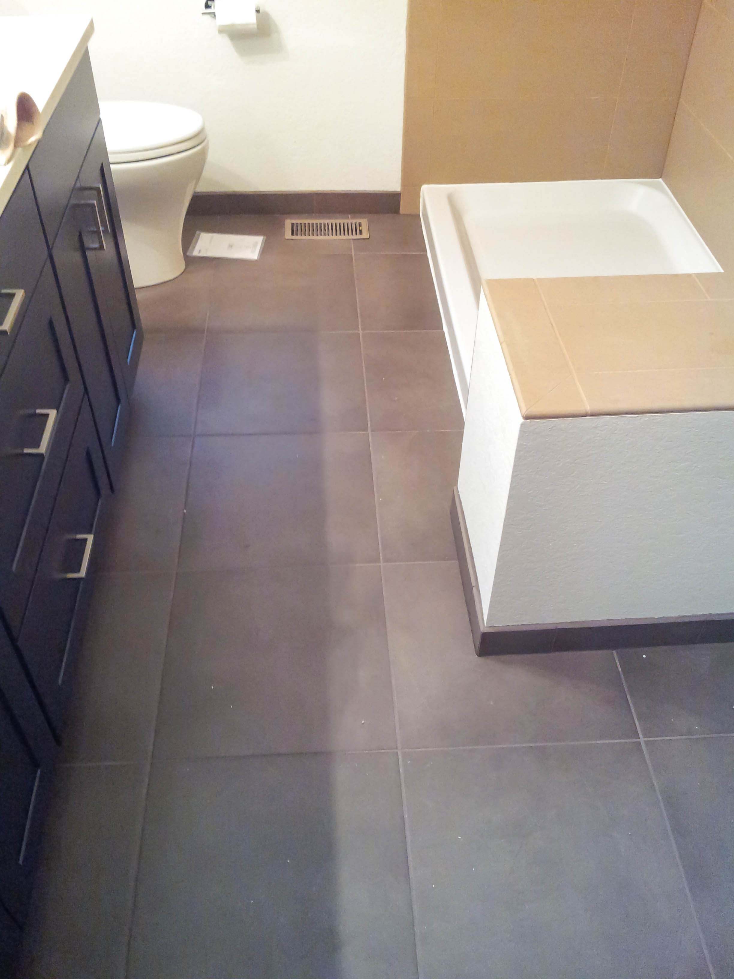 bathroom floor - Images Of Bathroom Floors