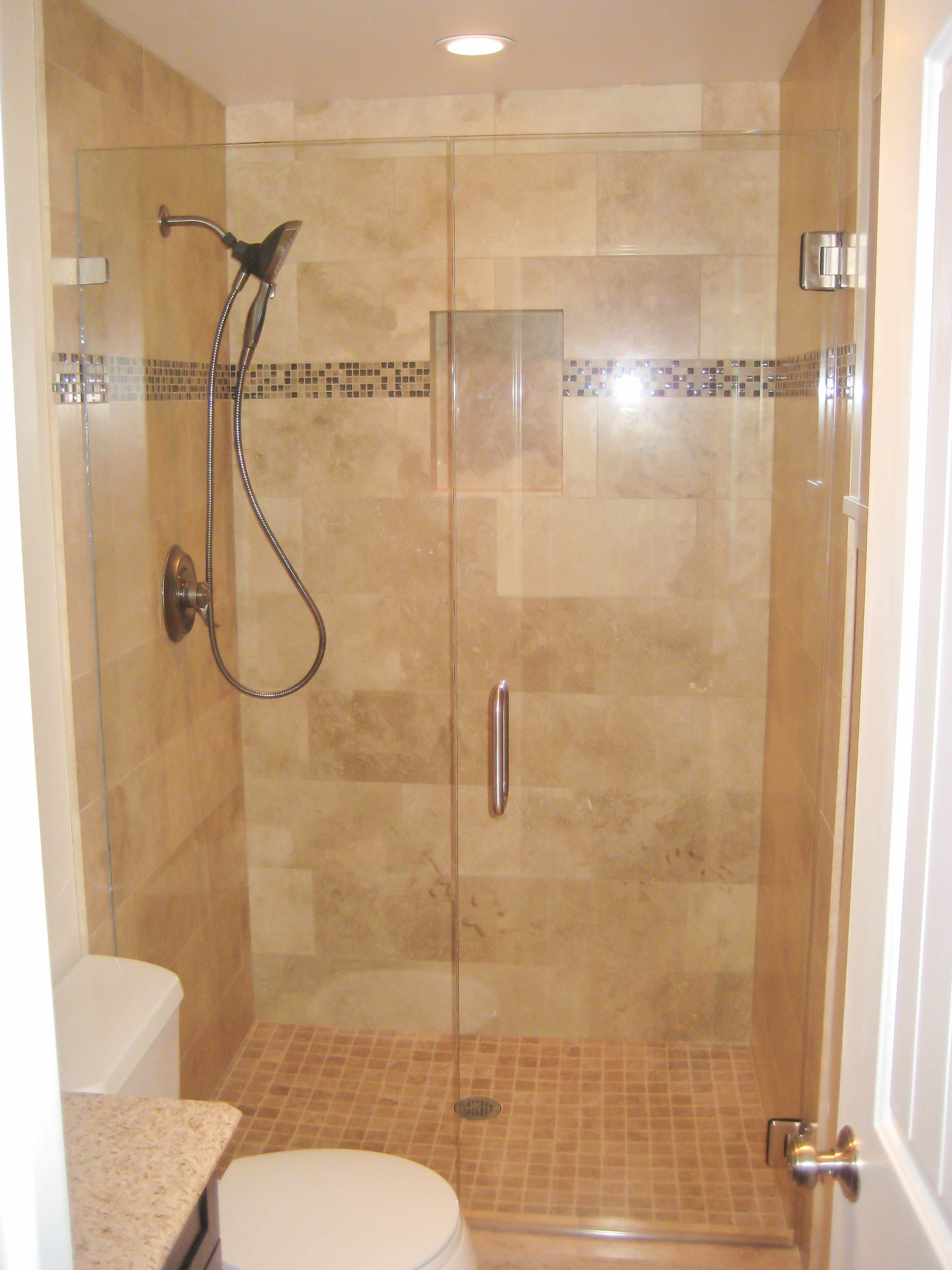 Bathroom Showers Photos - Seattle Tile Contractor | IRC Tile Services