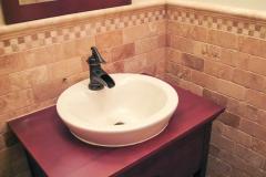 Bathroom Wainscoating