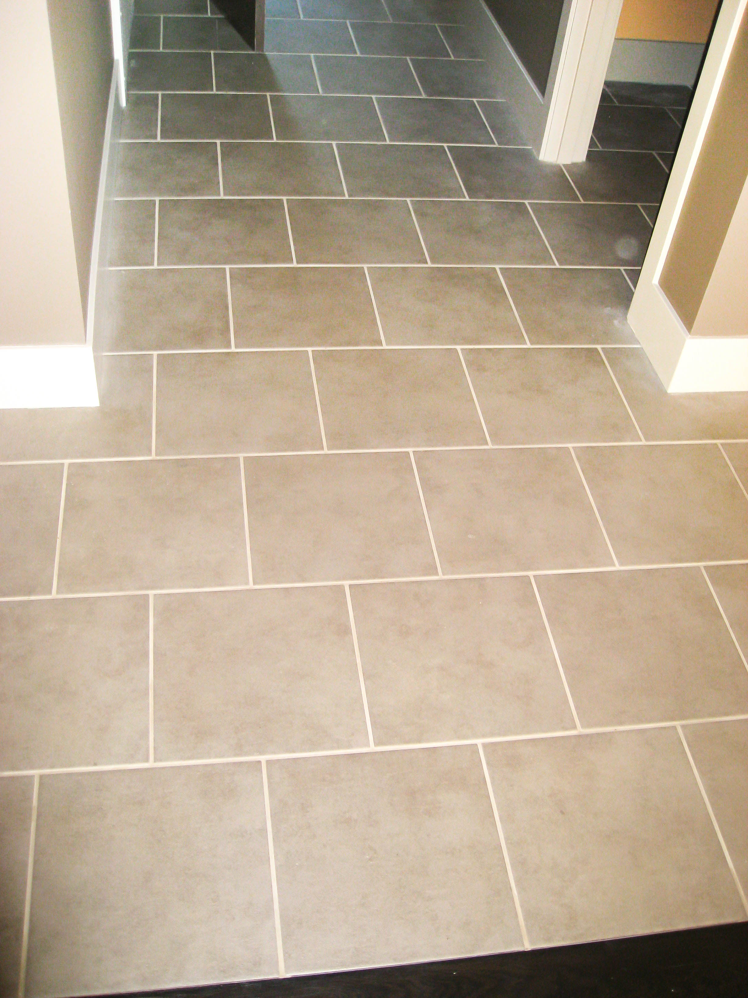 Tile Floor Photos Gallery - Seattle Tile Contractor | IRC Tile Service