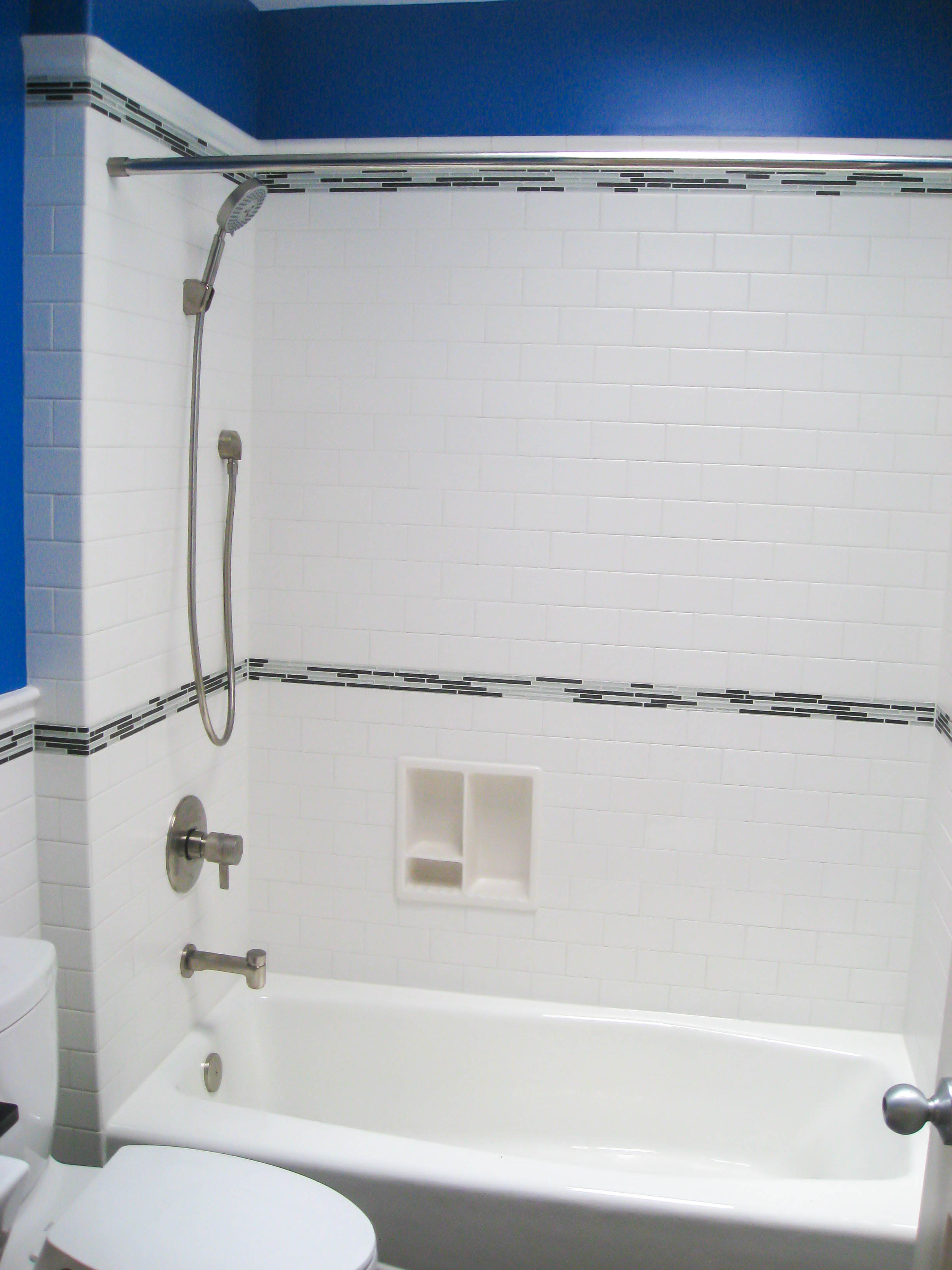 Bathroom Tub Surround 5a