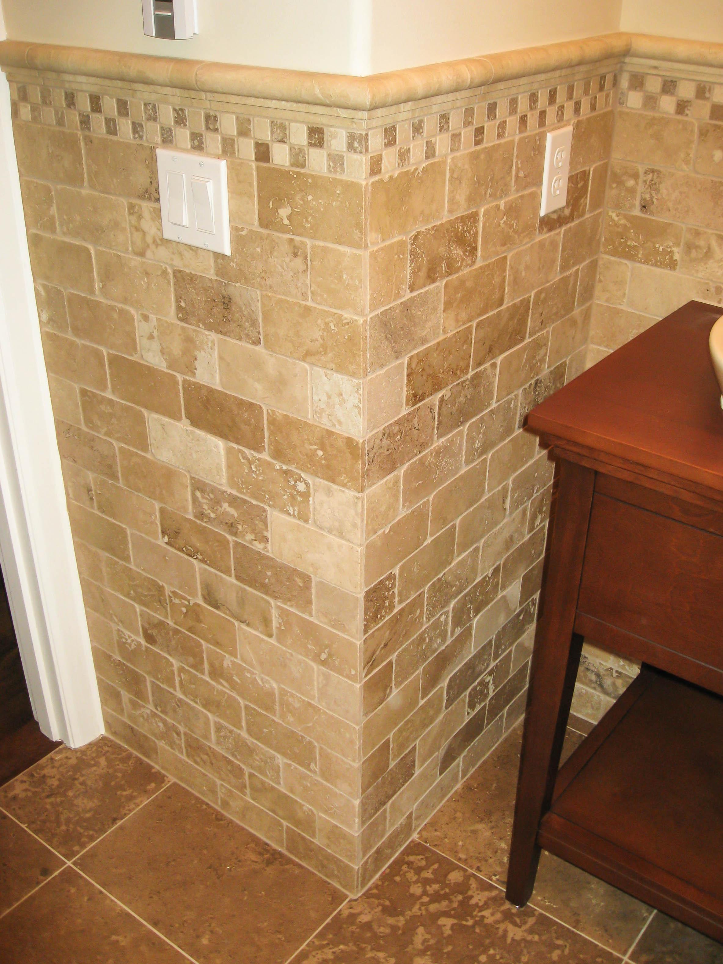 Bathroom Wainscoting 1c
